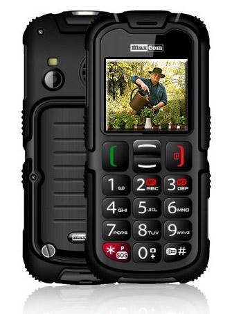 Maxcom MM910 Strong disponible
