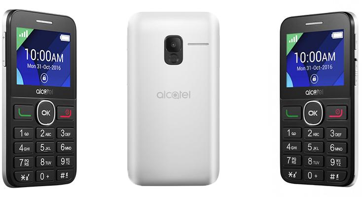 Alcatel 2008 touche d'urgence