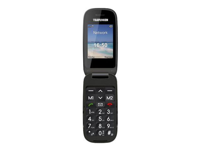 Telefunken TM260 Cosi - mobile seniors - bazile Telecom