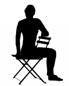 yoga senior chaise torsion